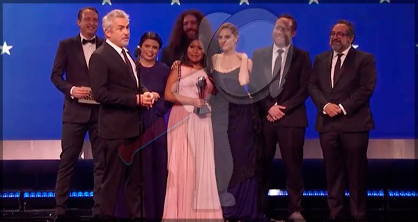 """Roma"" en el Critic's Choice"