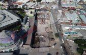 Gran avance en obra de Estacionamiento Metropolitano Alameda