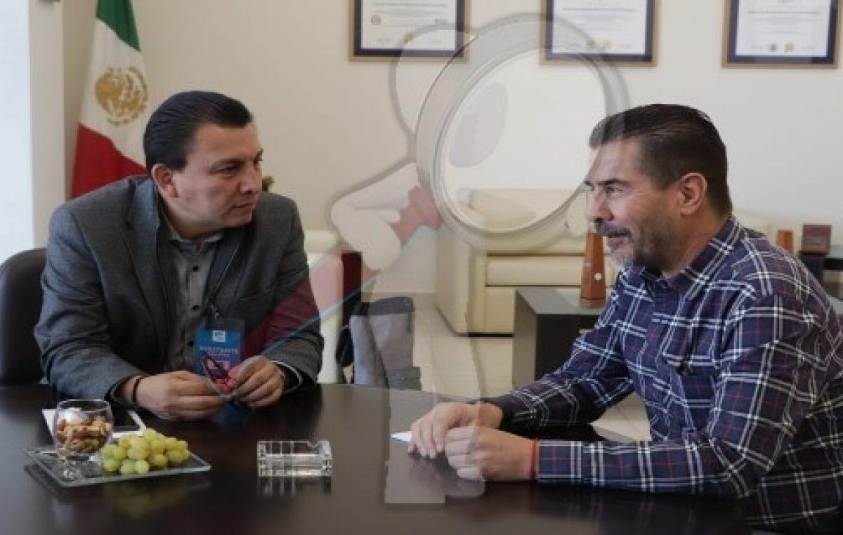 Se coordina gobierno del Estado con Guanajuato en materia de seguridad