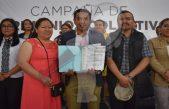 Participan 111 parejas en Matrimonios Colectivos en Escobedo