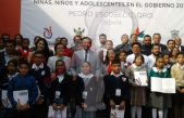 Niños, niñas y adolescentes en el Gobierno de Pedro Escobedo