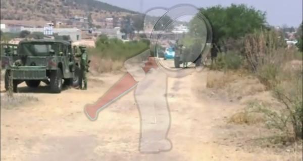 Localizan Toma Clandestina de Gas LP en el Barrio de la Cruz