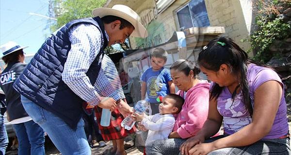 "Llega programa ""Alcalde en Tu Calle"" a Dolores de Ajuchitlancito"