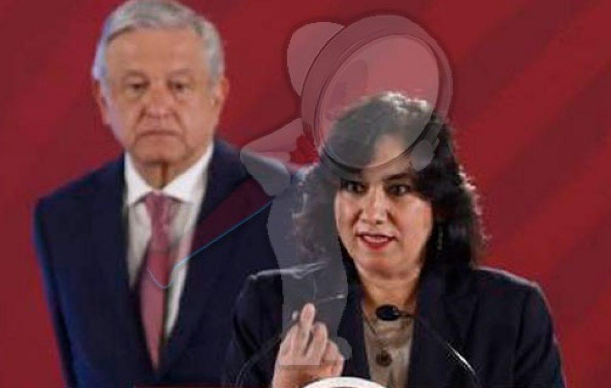 AMLO hace pública nómina de 1.4 millones de funcionarios
