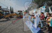 Comienza rehabilitación de calles Álvaro Obregón y 18 de Marzo