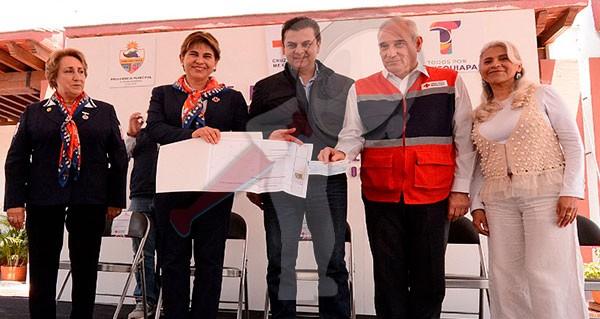Arranca Colecta de Cruz Roja en Tequisquiapan