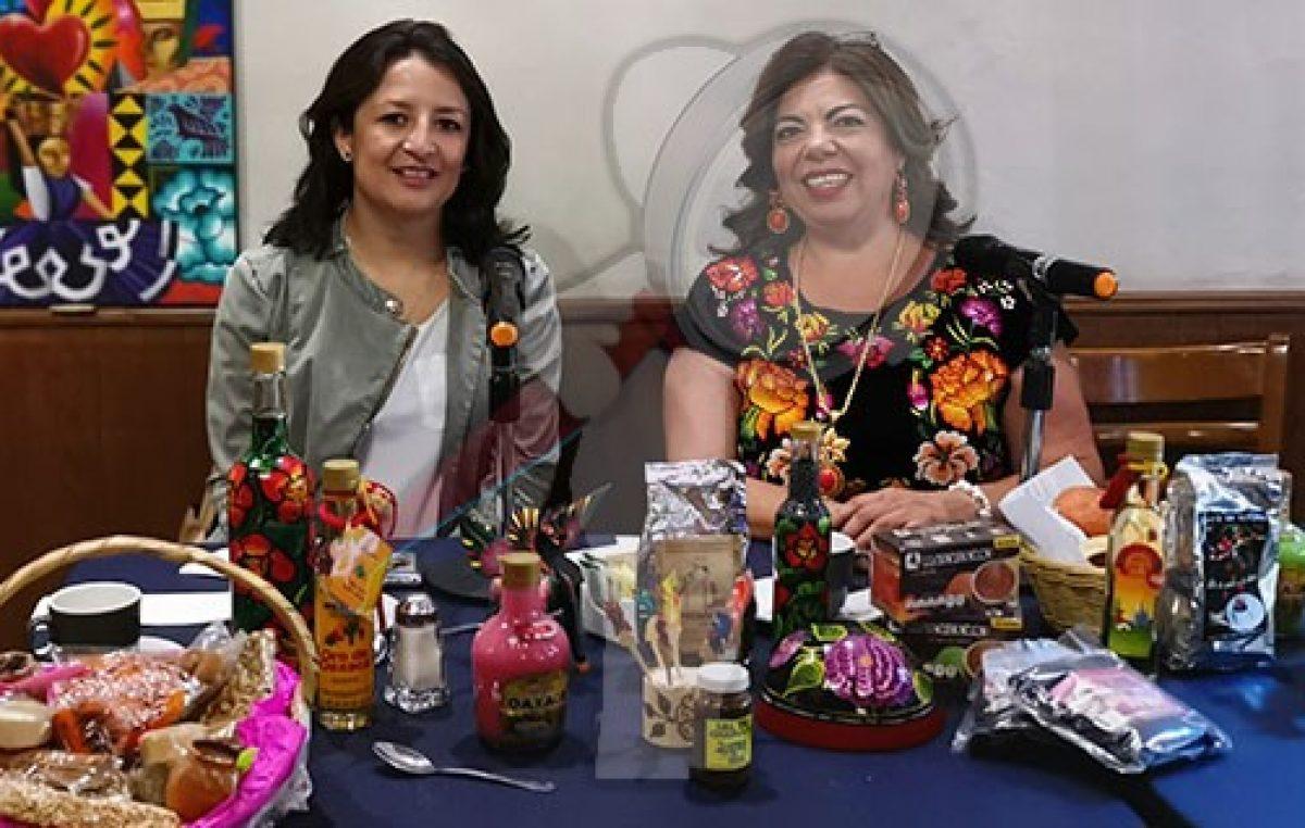 """Expo """"Vive Oaxaca en Querétaro"""" segunda edición"""