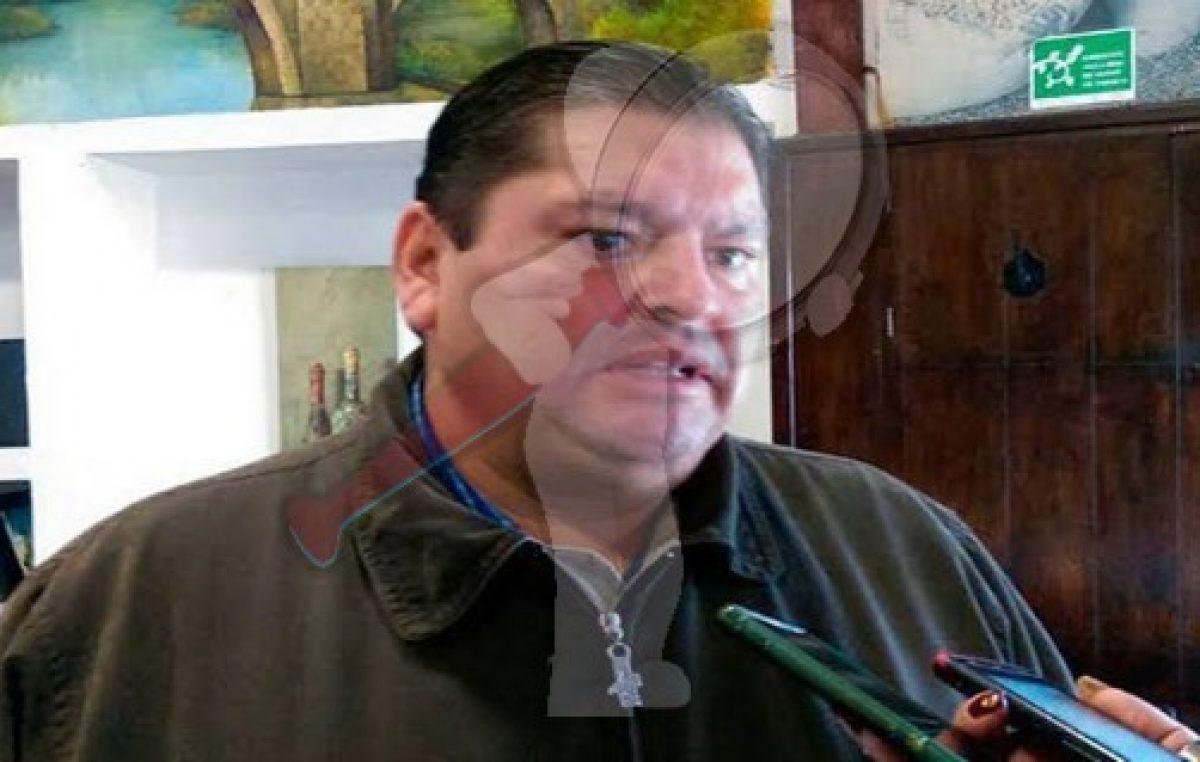 Presenta renuncia ante la CNOP y al PRI Jorge Ontiveros Amaya