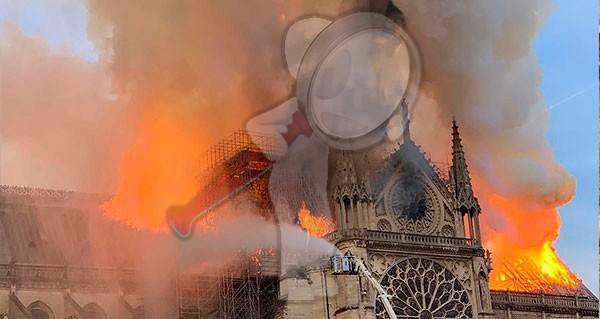 Reconstruirán catedral de Notre-Dam luego de incendio
