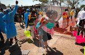 Casi 600 muertos y más de mil 300 casos de cólera en Mozambique