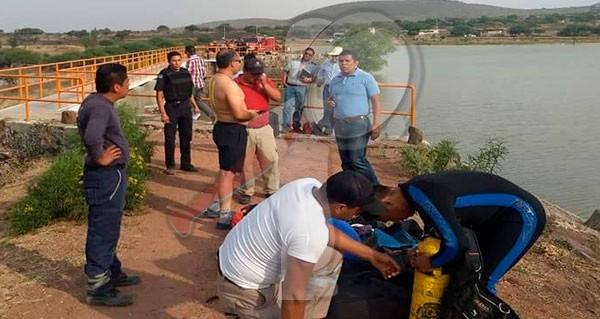 Muere ahogado menor de edad en presa de Pedro Escobedo