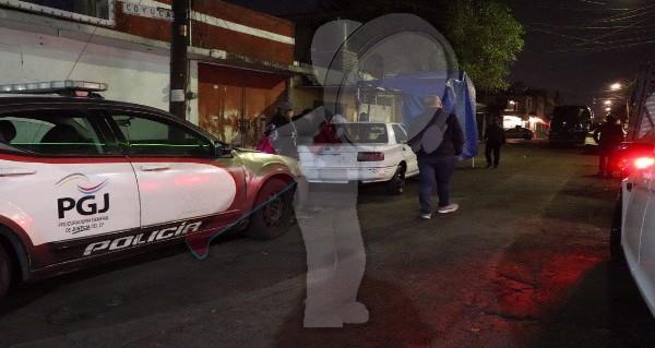Realizan cateos en la CDMX para esclarecer homicidio de San Javier