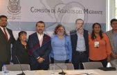 Defiende el diputado Hugo Cabrera recursos para migrantes