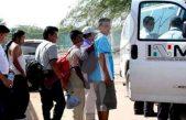 Rescatan a 37 migrantes centroamericanos en Torreón
