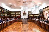 Preside Gobernador reunión de seguridad con funcionarios estatales y municipales