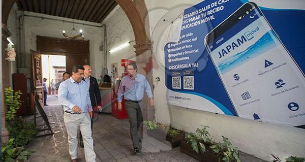"""Regresa Tarifa de JAPAM del año pasado """"Inicia programa de apoyo"""""""