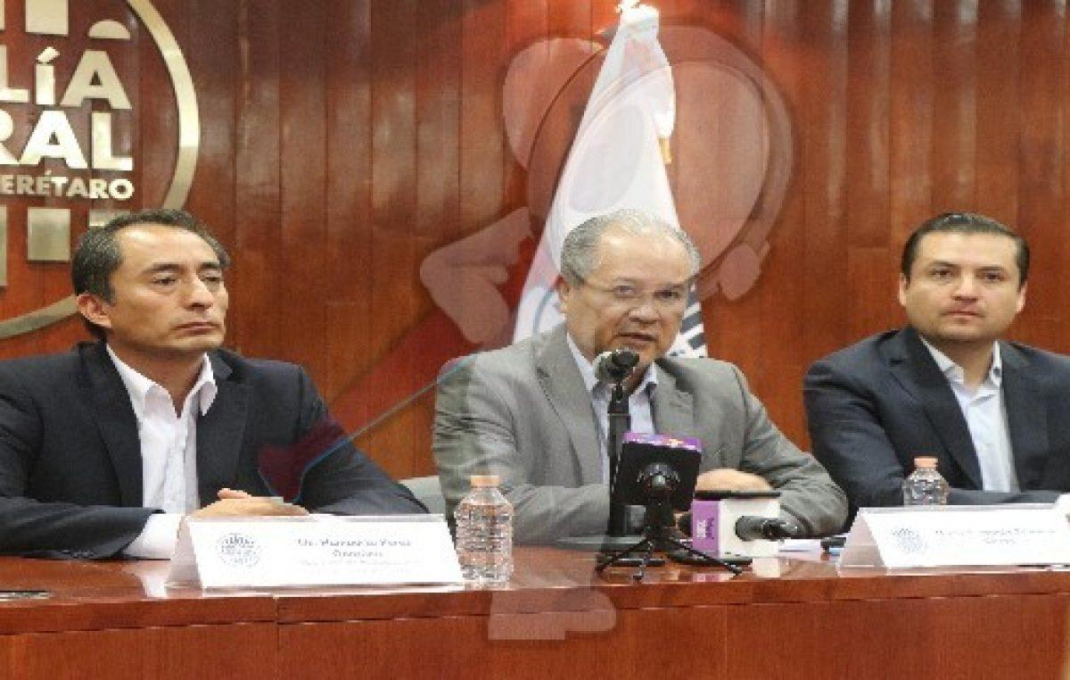 Detienen a seis sujetos por homicidio en Querétaro