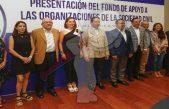 Anuncian apoyo a proyectos para sectores vulnerables