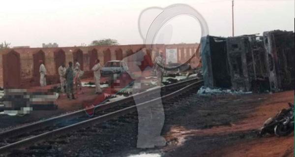 Explosión en Níger deja 55 muertos y 37 heridos