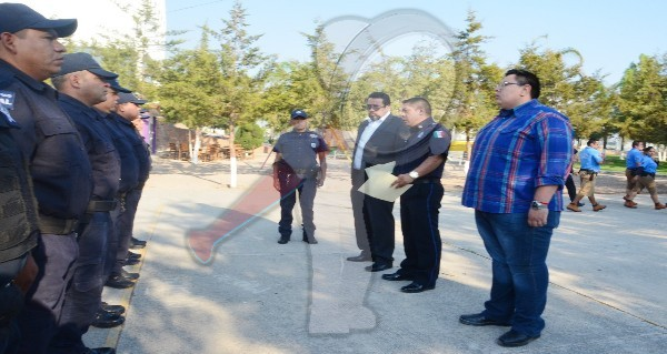 Incremento del 10% de salario a policías en Tequisquiapan