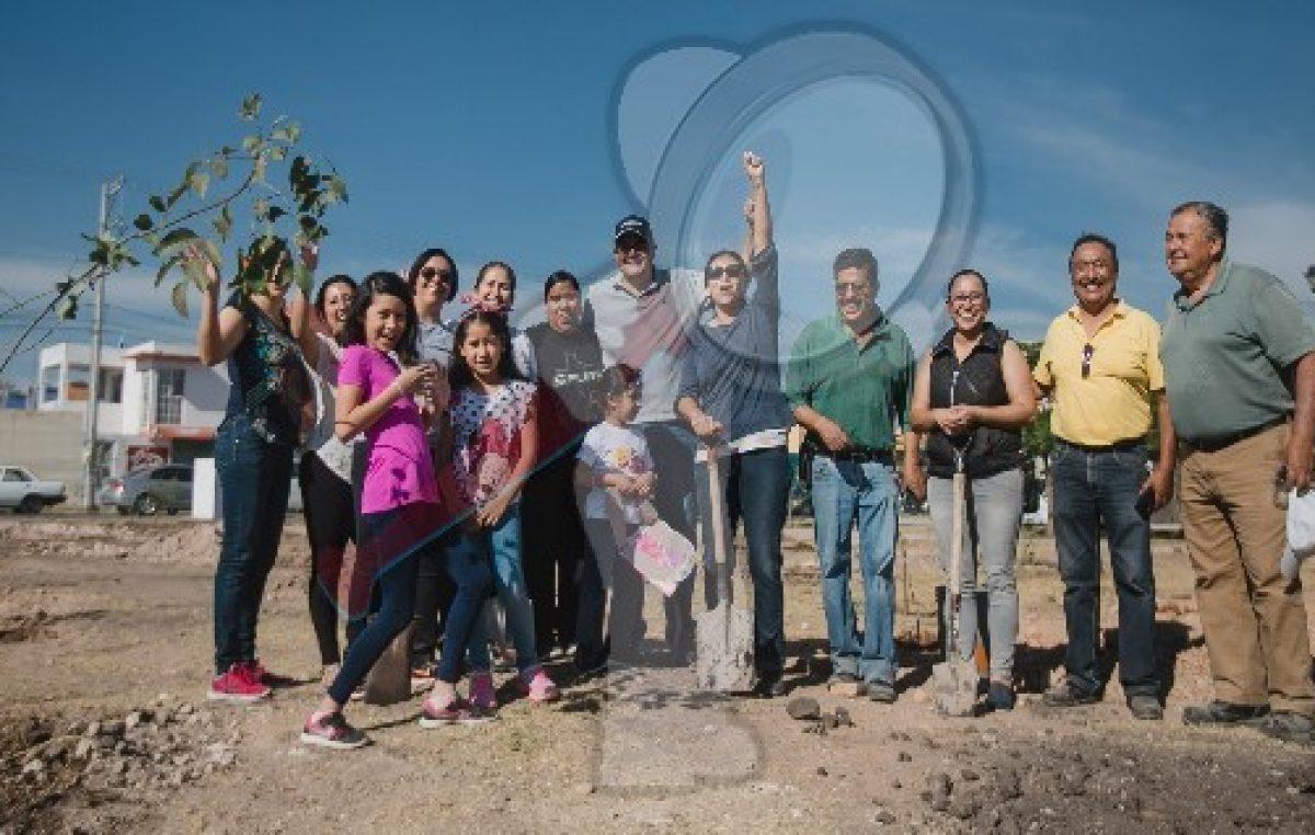 Plantados 2 mil 400 árboles en Semana de Reforestación