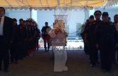 Último pase de lista en honor a policía fallecido en TX