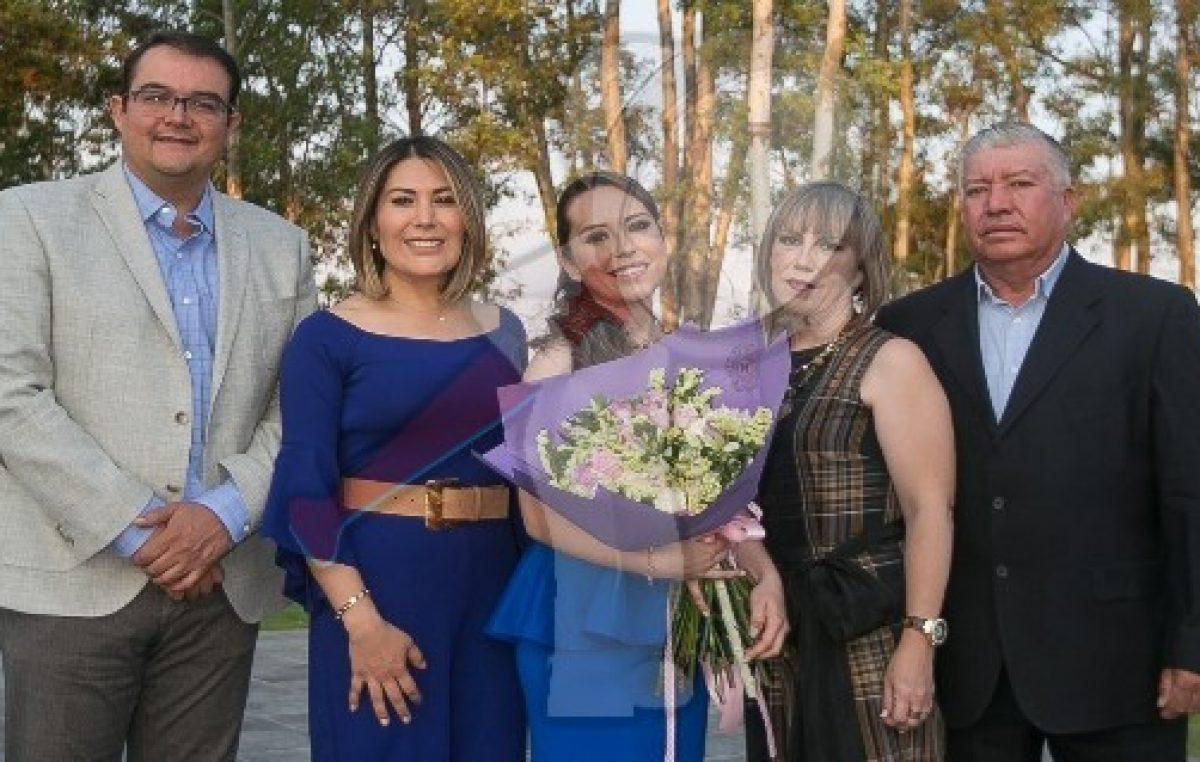 Jimena Navarrete reina de la Feria San Juan del Río 2019