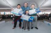 Un total de 9 mil niños beneficiados con beca escolar en SJR