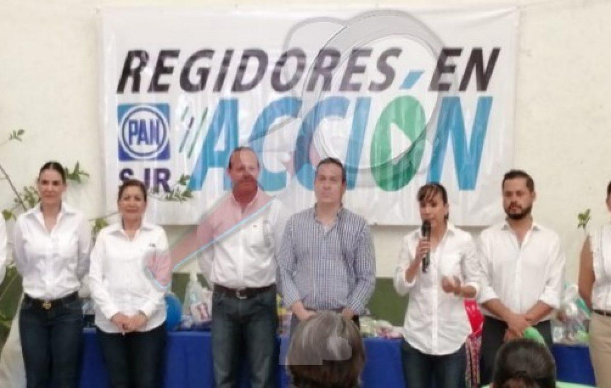 """""""Regidores en Acción"""" llevan jornadas comunitarias"""