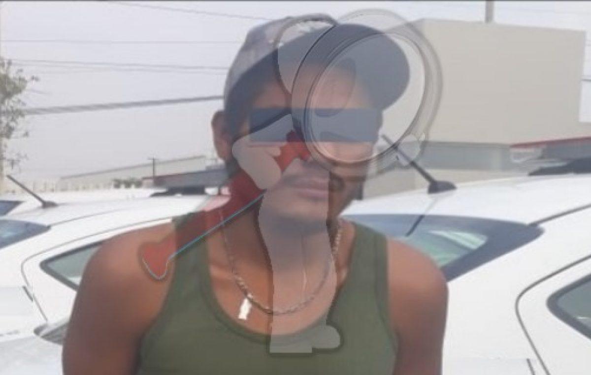Detienen a sujeto con droga en Lomas de San Juan
