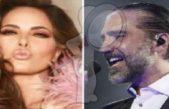 Alejandro Fernández y Gloria Trevi en Feria de SJR 2019