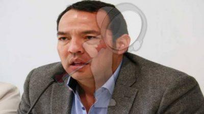 Roberto Cabrera respalda acciones por la seguridad