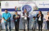 Roberto Cabrera se suma a promover la lectura