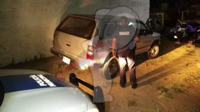 Recupera SSPM camioneta robada en San Isidro