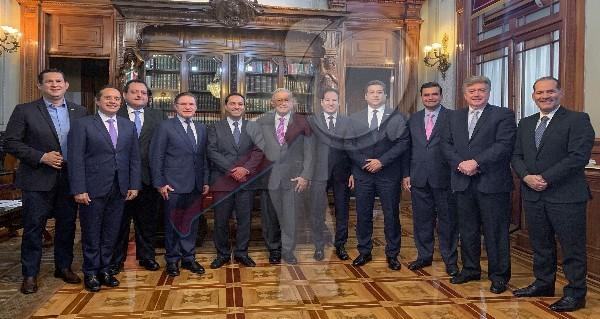 Gobernador de Querétaro celebra encuentro de mandatarios con AMLO