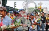 Celebran Día de la Santa Cruz en San Juan del Río