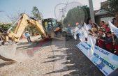 Inicia mejoramiento de vialidades en Nuevo San Juan