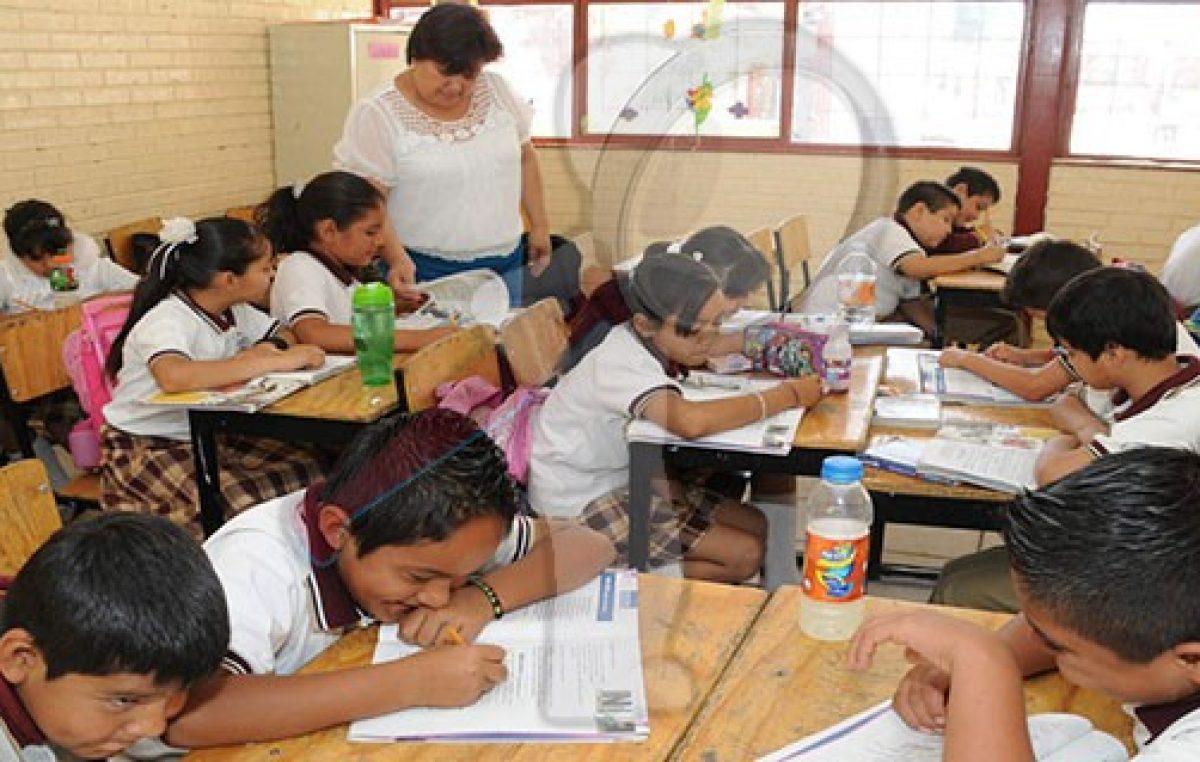 Anuncian incremento salarial de 6.25 % para maestros del SNTE