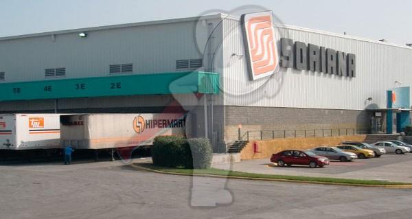 Empleados de Seguridad Privada involucrados en robo de CEDIS Soriana