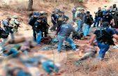 Enfrentamiento en Uruapan deja 10 muertos