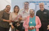 Más de 2 mil 500 familias beneficiadas con entrega de aparatos auditivos