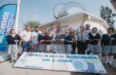 Suman esfuerzos para construcción de aula en Telesecundaria