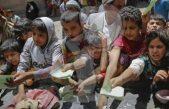 ONU alerta riesgo de hambruna para el mes de junio