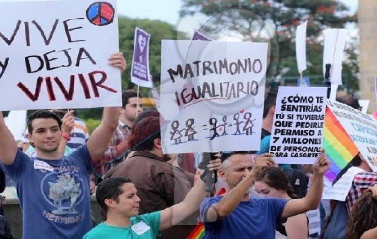 Aprueban en San Luis Potosí matrimonio entre personas del mismo sexo