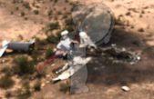 Localizan avión desaparecido en Coahuila; 14 muertos