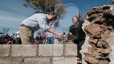 Arranca obra de rehabilitación en escuela de Puerta de Alegrías