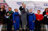 Entrega el Gobernador obras educativas por 5.7 mdp