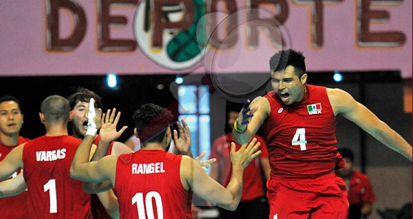 Selección mexicana de Voleibol Sub 19 logra pase a Campeonato Mundial