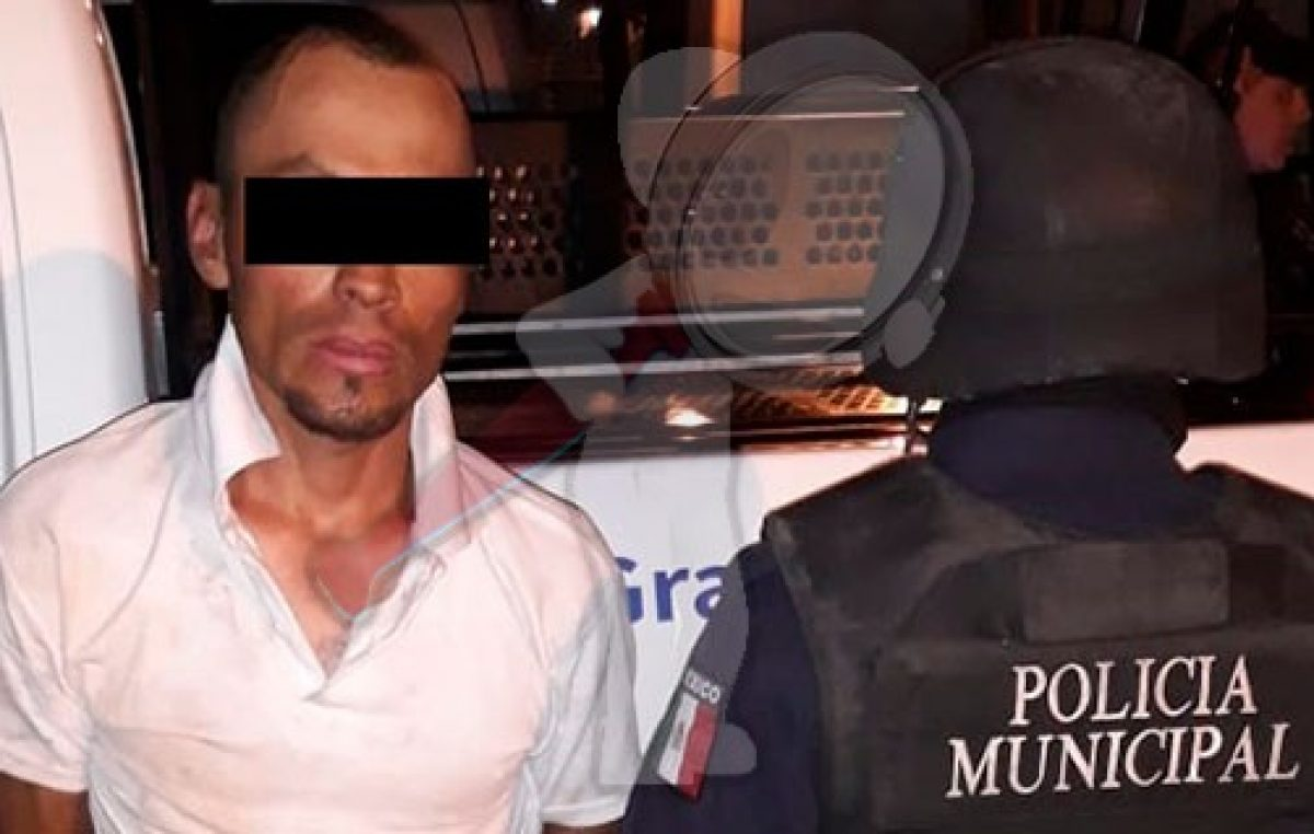 Aseguran a sujeto por robo de camioneta en Banthí