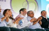 Anuncia Pancho Domínguez 200 mdp para obras en SJR